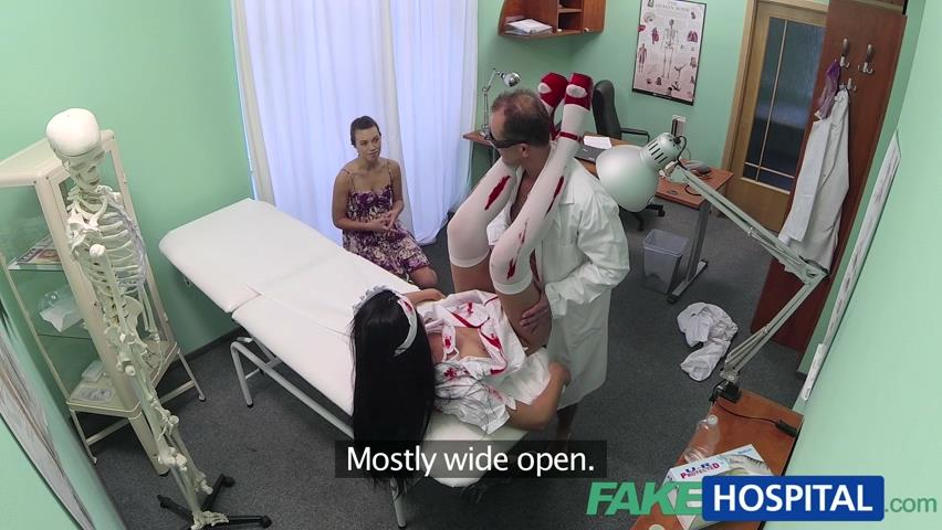 fh1092_doctor_scares_patient_with_his_halloween_nurse_sd