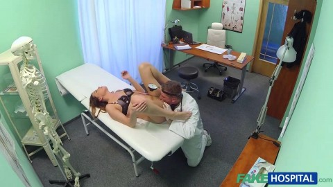 fh1141_beautiful_brunettes_wet_pussy_gets_doctors_cock_on_the_examining_table_720