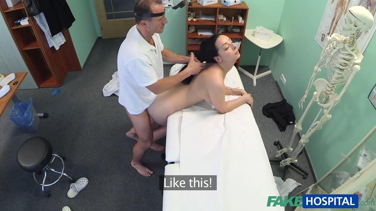 Fake hospital porn Jesus