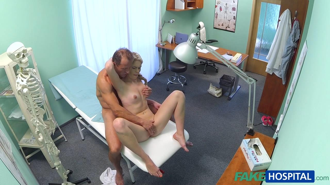Fake hospital doctors cock turns patients frown upside down 7