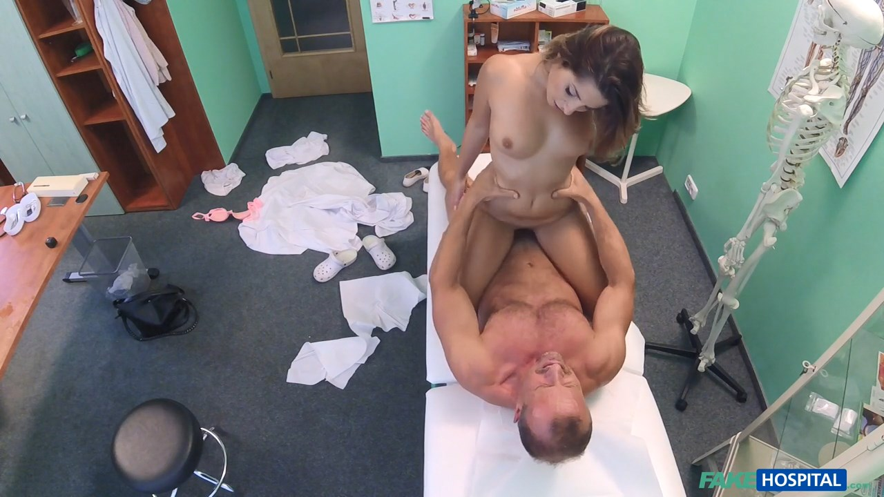 Patient Orgasms Pussy Juice on D