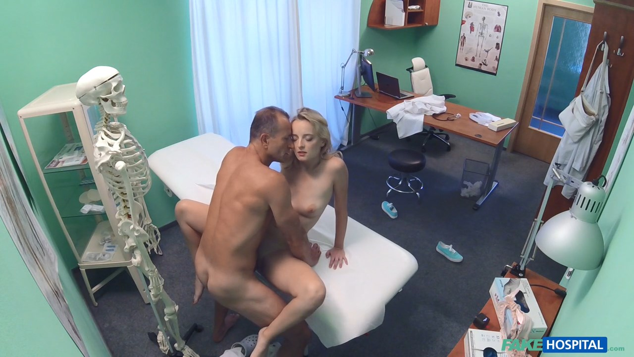 Cute Patient Fucked Hard by Doct
