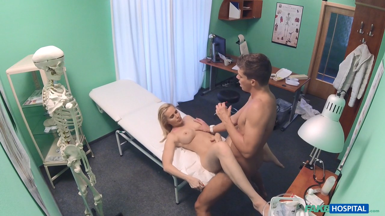 Milf doctor fucked good
